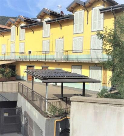 Appartamento in vendita a Gavirate, Acli Zona Stazione, 110 mq - Foto 3