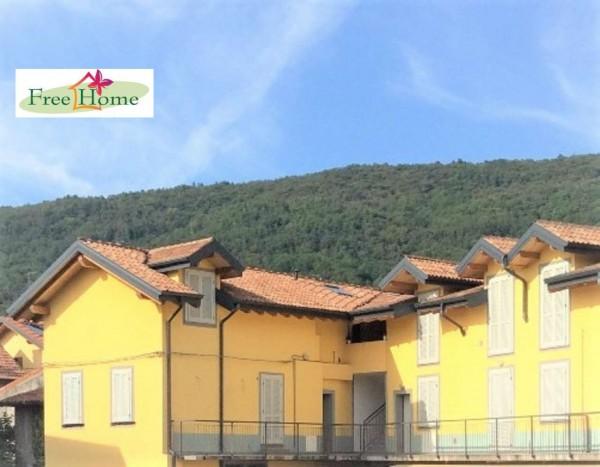 Appartamento in vendita a Gavirate, Acli Zona Stazione, 80 mq - Foto 3