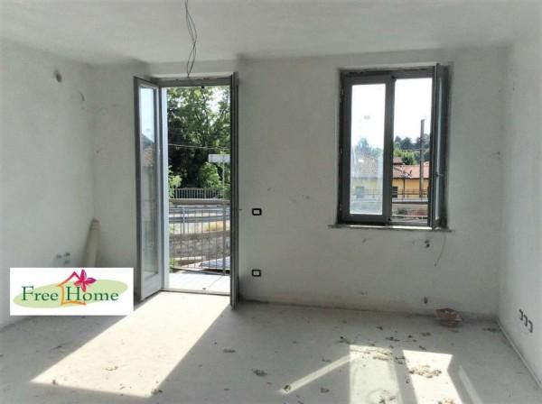 Appartamento in vendita a Gavirate, Acli Zona Stazione, 55 mq - Foto 11