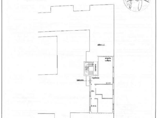 Appartamento in vendita a Azzate, Centro, Arredato, 80 mq - Foto 2