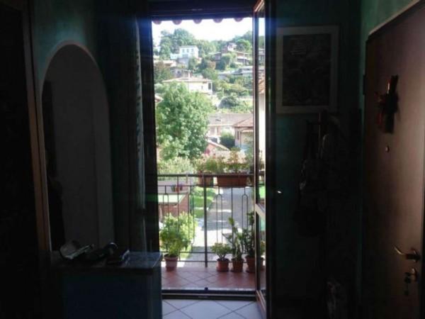 Appartamento in vendita a Azzate, Centro, Arredato, 80 mq - Foto 13