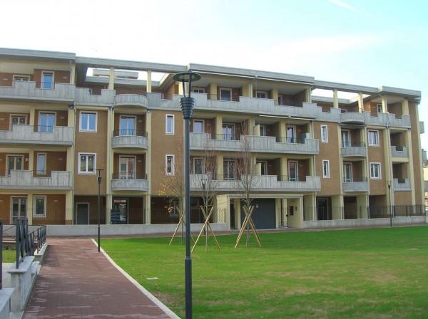Appartamento in vendita a Brescia, Con giardino, 140 mq