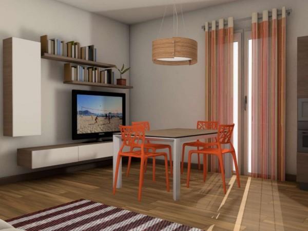 Appartamento in vendita a Brescia, Con giardino, 40 mq - Foto 7
