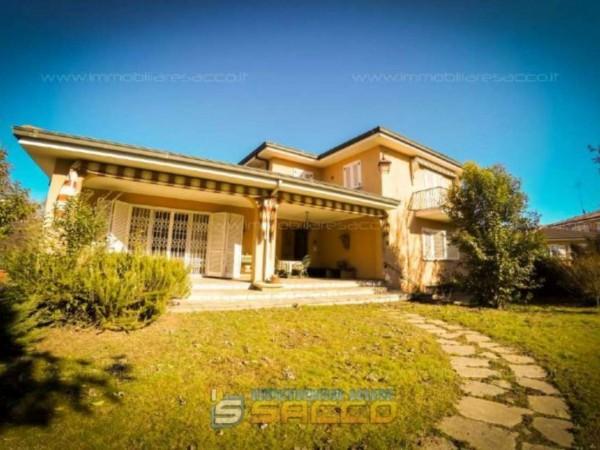 Villa in vendita a Orbassano, Centrale, Arredato, 350 mq - Foto 14