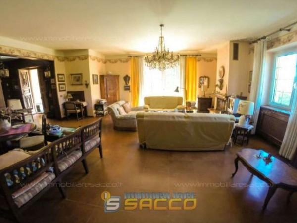 Villa in vendita a Orbassano, Centrale, Arredato, 350 mq - Foto 11