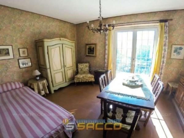 Villa in vendita a Orbassano, Centrale, Arredato, 350 mq - Foto 6