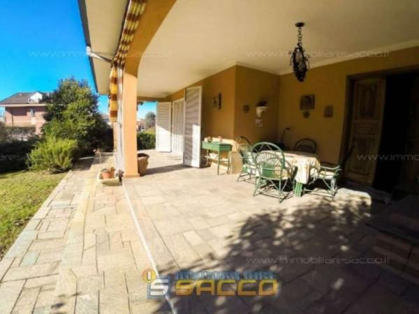 Villa in vendita a Orbassano, Centrale, Arredato, 350 mq - Foto 13