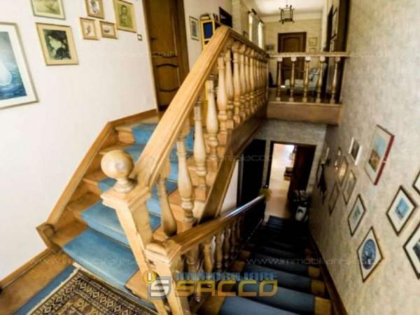 Villa in vendita a Orbassano, Centrale, Arredato, 350 mq - Foto 7