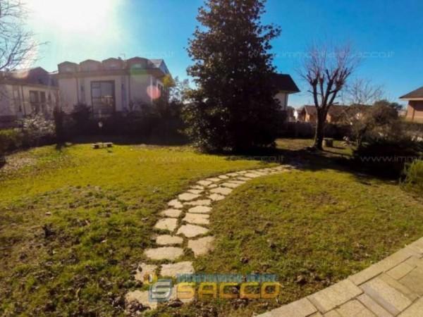 Villa in vendita a Orbassano, Centrale, Arredato, 350 mq - Foto 12