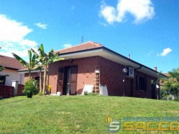 Villa in vendita a Bruino, 340 mq