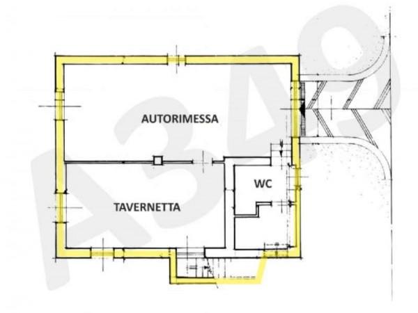 Villa in vendita a Orbassano, 220 mq - Foto 3