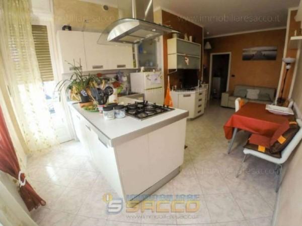 Appartamento in vendita a Orbassano, Centrale, Arredato, 45 mq - Foto 6