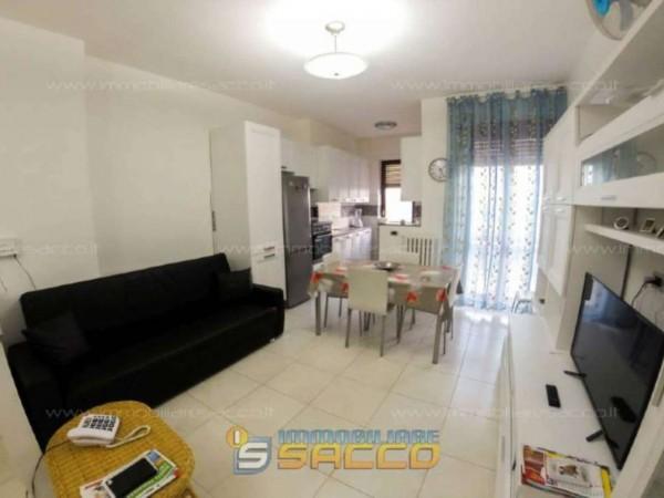 Appartamento in vendita a Orbassano, Centrale, Arredato, 67 mq