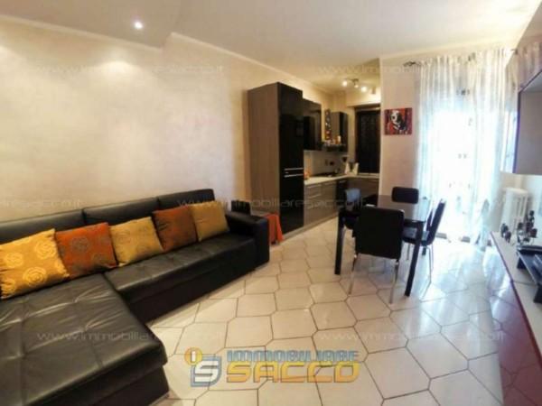 Appartamento in vendita a Rivalta di Torino, Arredato, 65 mq - Foto 12