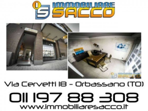 Appartamento in vendita a Rivalta di Torino, Arredato, 65 mq - Foto 3