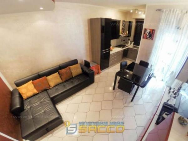 Appartamento in vendita a Rivalta di Torino, Arredato, 65 mq - Foto 11