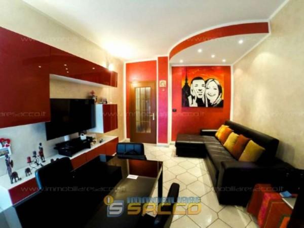 Appartamento in vendita a Rivalta di Torino, Arredato, 65 mq