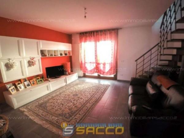 Appartamento in vendita a Rivalta di Torino, Arredato, 110 mq - Foto 1