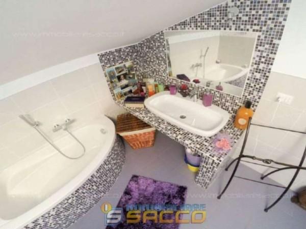 Appartamento in vendita a Rivalta di Torino, Arredato, 110 mq - Foto 6