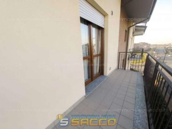 Appartamento in vendita a Rivalta di Torino, Arredato, 110 mq - Foto 11