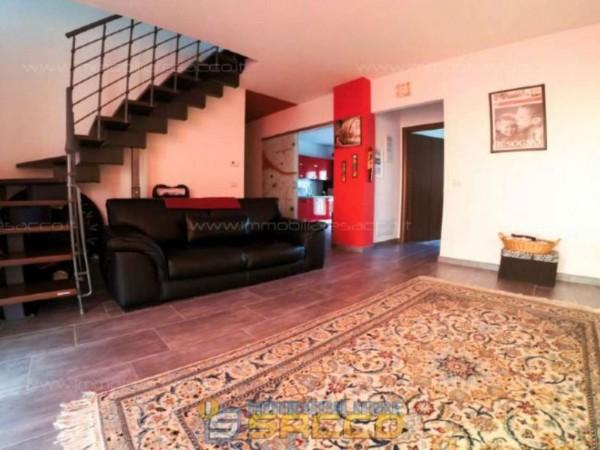 Appartamento in vendita a Rivalta di Torino, Arredato, 110 mq - Foto 10