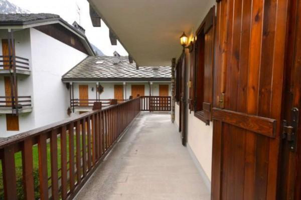 Appartamento in vendita a Courmayeur, La Saxe, Con giardino, 100 mq - Foto 16