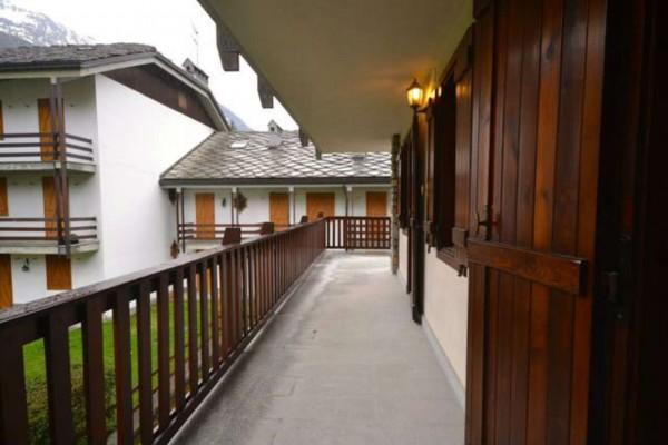 Appartamento in vendita a Courmayeur, La Saxe, Con giardino, 100 mq - Foto 19
