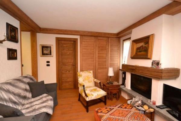Appartamento in vendita a Courmayeur, La Saxe, Con giardino, 100 mq - Foto 6