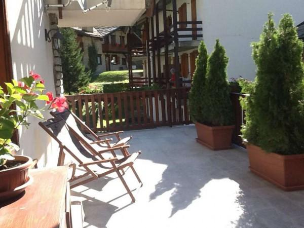 Appartamento in vendita a Courmayeur, La Saxe, Con giardino, 100 mq - Foto 15
