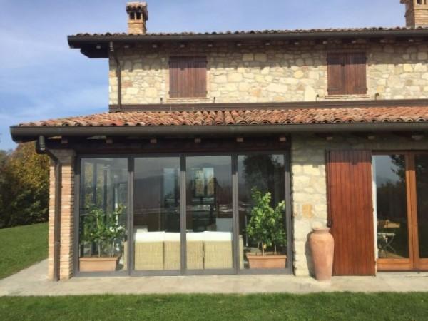 Casa indipendente in vendita a Borgo Priolo, Centro, Con giardino, 350 mq - Foto 24