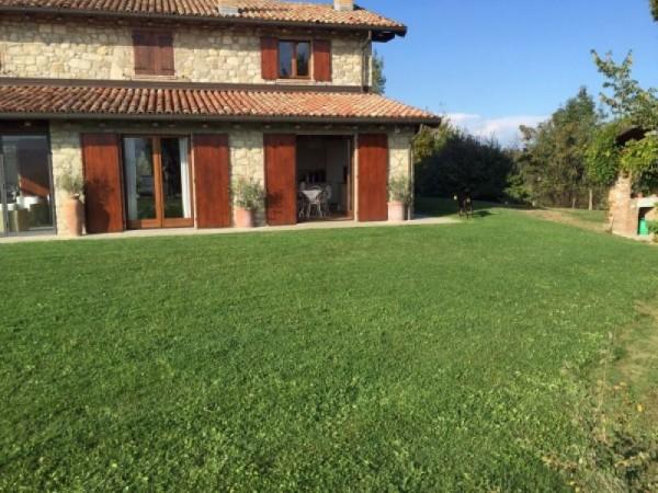 Casa indipendente in vendita a Borgo Priolo, Centro, Con giardino, 350 mq - Foto 23