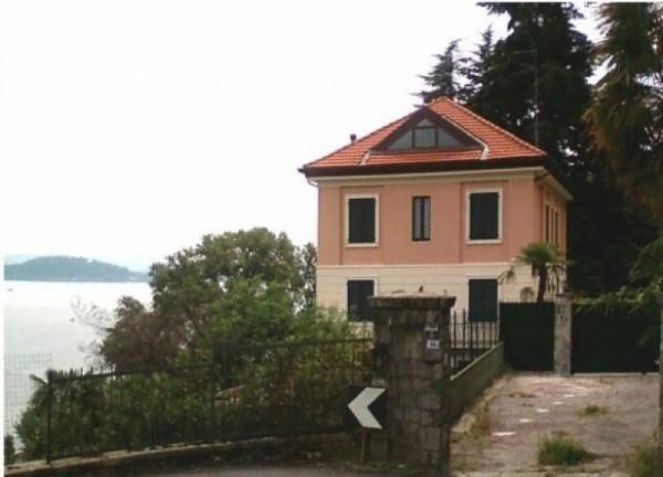 Villa in vendita a Belgirate, Lago, 1000 mq - Foto 1