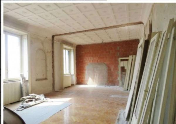 Appartamento in vendita a Milano, Vercelli, Con giardino, 230 mq - Foto 14