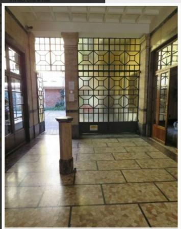 Appartamento in vendita a Milano, Vercelli, Con giardino, 230 mq - Foto 18