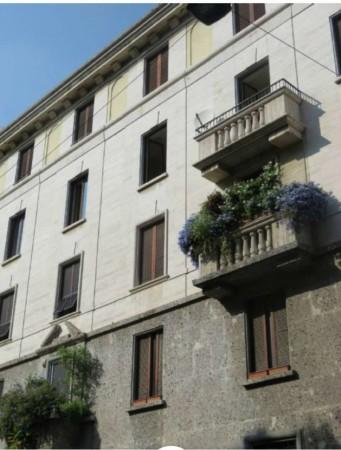 Appartamento in vendita a Milano, Vercelli, Con giardino, 230 mq - Foto 17