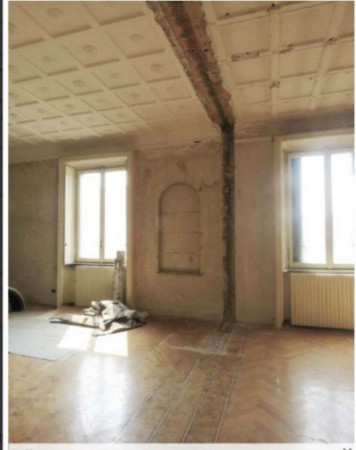 Appartamento in vendita a Milano, Vercelli, Con giardino, 230 mq - Foto 13