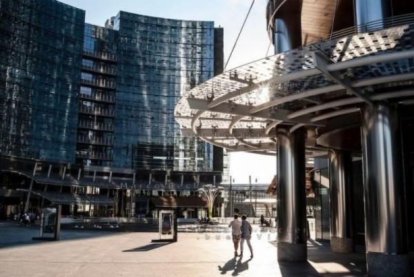 Locale Commerciale  in vendita a Milano, Moscova, Arredato, 150 mq - Foto 21