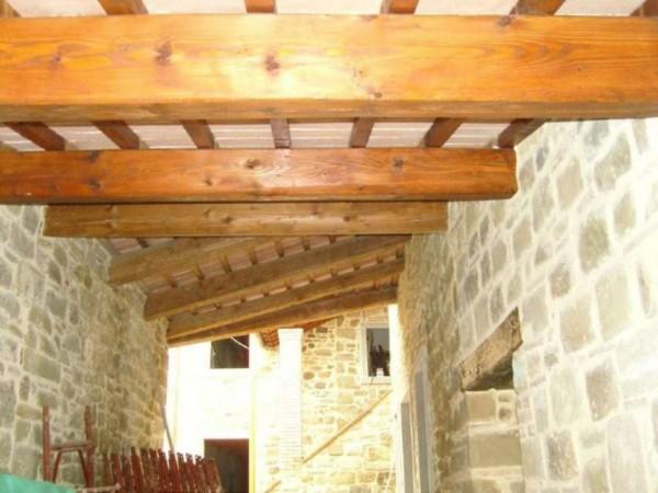 Casa indipendente in vendita a Pratovecchio Stia, Collina Tartiglia, Con giardino, 650 mq - Foto 33