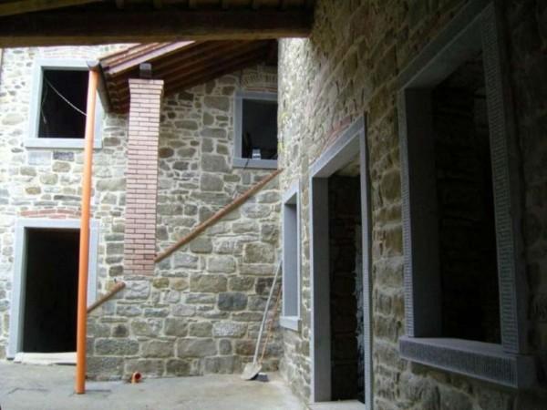 Casa indipendente in vendita a Pratovecchio Stia, Collina Tartiglia, Con giardino, 650 mq - Foto 17
