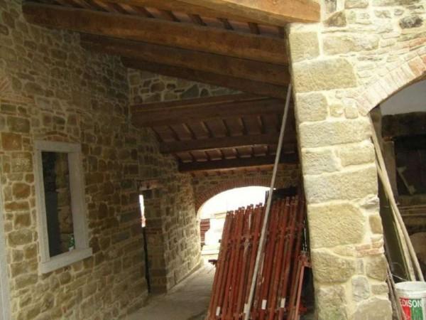Casa indipendente in vendita a Pratovecchio Stia, Collina Tartiglia, Con giardino, 650 mq - Foto 21