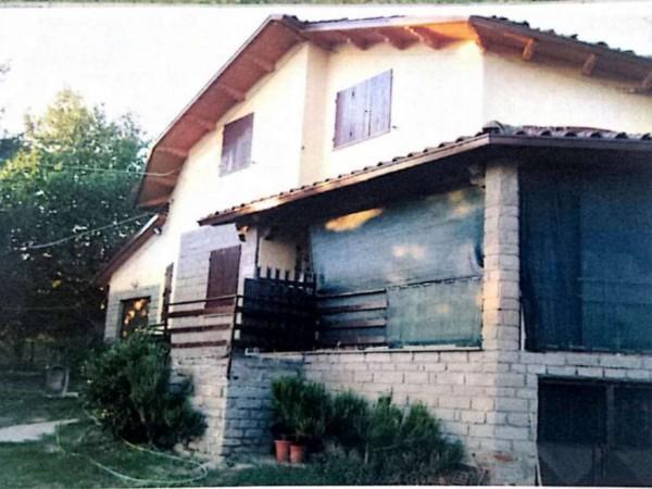 Casa indipendente in vendita a Pratovecchio Stia, Vallolmo, Con giardino, 280 mq - Foto 2
