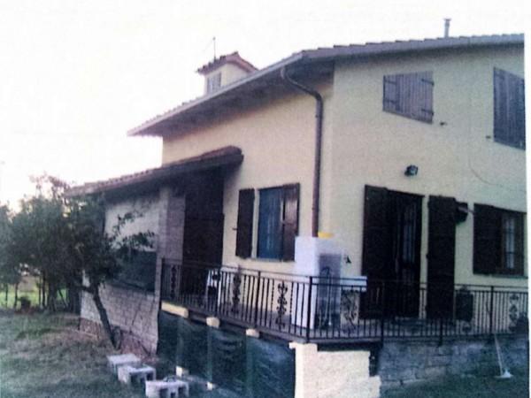 Casa indipendente in vendita a Pratovecchio Stia, Vallolmo, Con giardino, 280 mq - Foto 4