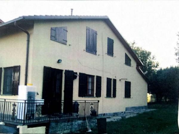 Casa indipendente in vendita a Pratovecchio Stia, Vallolmo, Con giardino, 280 mq - Foto 1