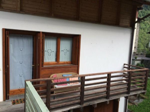 Appartamento in vendita a Valbondione, Bondione(bondione), 50 mq