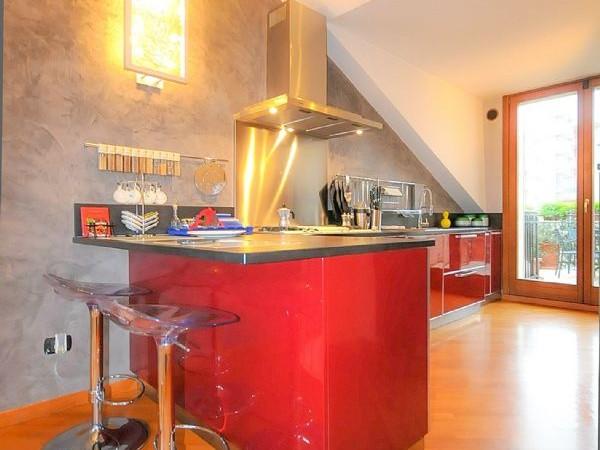 Appartamento in vendita a Milano, Dezza Vercelli - De Angeli, Vercelli, Washington, 155 mq - Foto 10