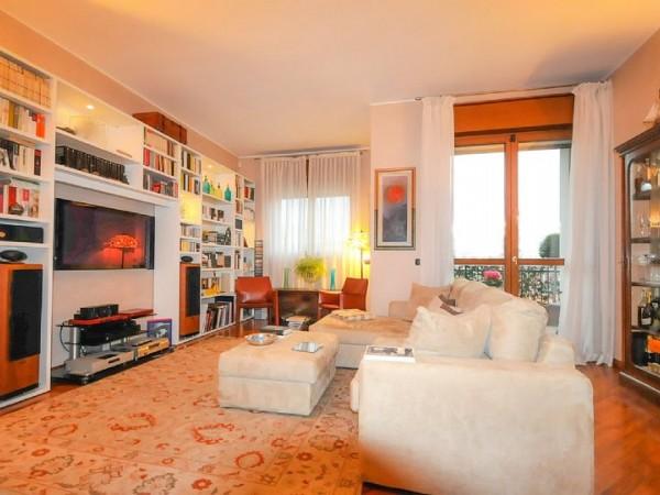 Appartamento in vendita a Milano, Dezza Vercelli - De Angeli, Vercelli, Washington, 155 mq