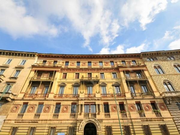 Ufficio in affitto a Milano, Castello - Cairoli - Centro Storico, 200 mq