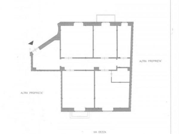 Appartamento in vendita a Milano, Solari - P.ta Genova, Romolo, Solari, 120 mq - Foto 2