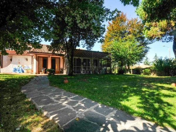Villa in vendita a San Giuliano Milanese, 400 mq - Foto 3