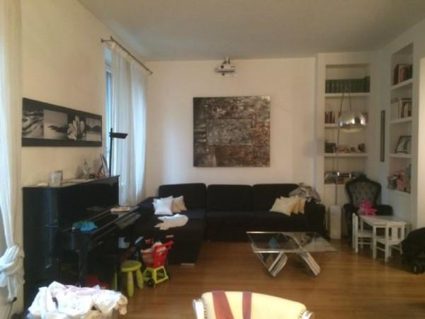 Appartamento in vendita a Milano, Sempione - Fiera, Firenze, Sempione, 120 mq - Foto 2